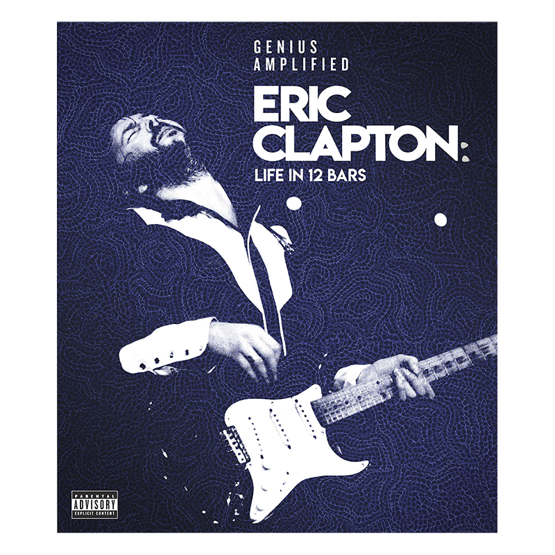 Eric Clapton - Life In 12 Bars Soundtrack - DVD