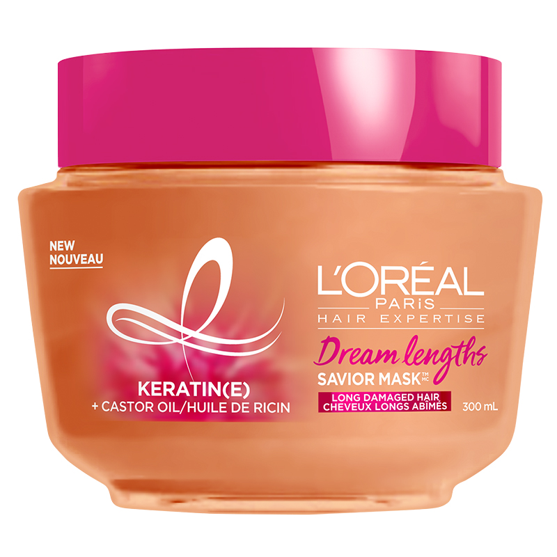 L'Oreal Dream Lengths Savior Mask - 300ml
