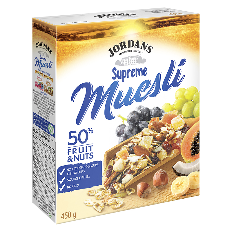 Jordans Muesli Granola - Supreme - 450g