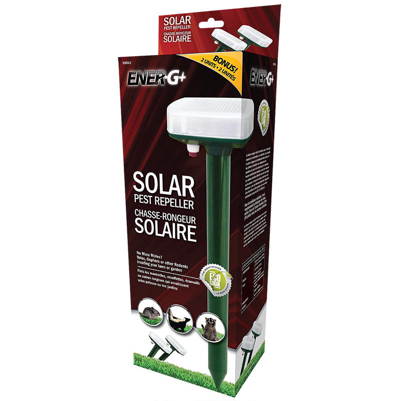 EnerG+ Solar Pest Repeller