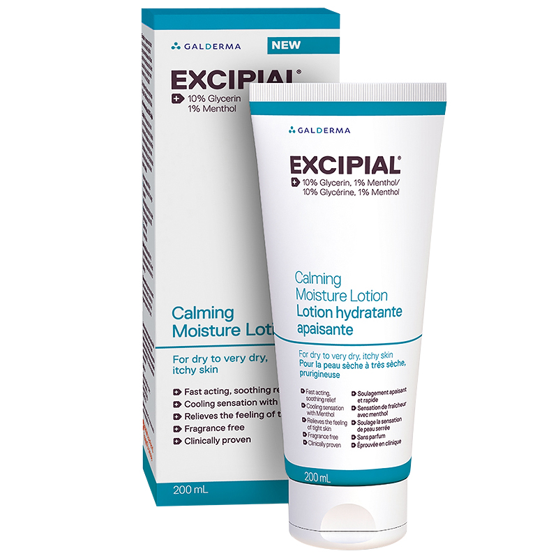 Excipial Calming Moisture Lotion - 200ml