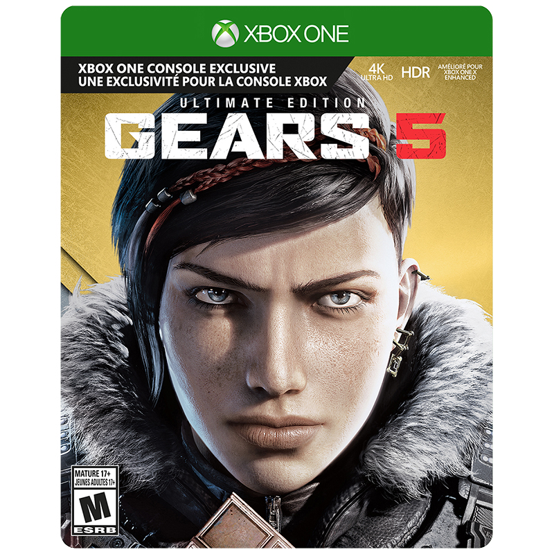 Xbox One Gears 5 - Ultimate Edition - LCV-00002