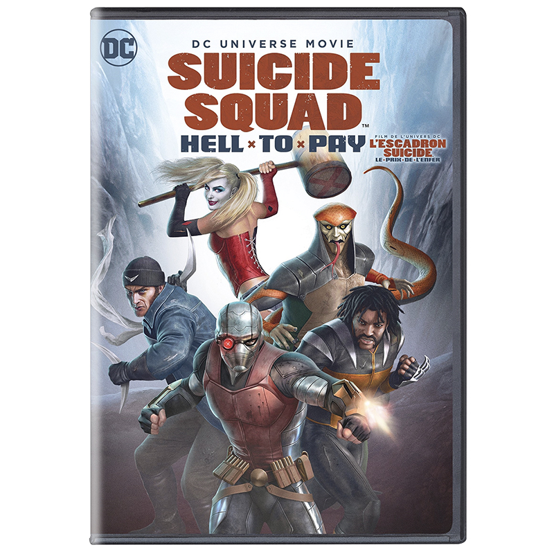 DCU: Suicide Squad: Hell to Pay - DVD