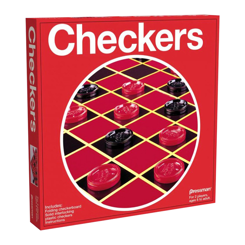 Red Box Checkers
