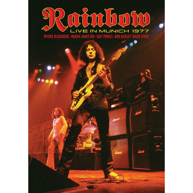 Rainbow: Live in Munich - DVD