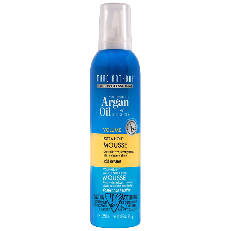 Marc Anthony Oil of Morocco Argan Oil Mousse - Volumizing - 250ml