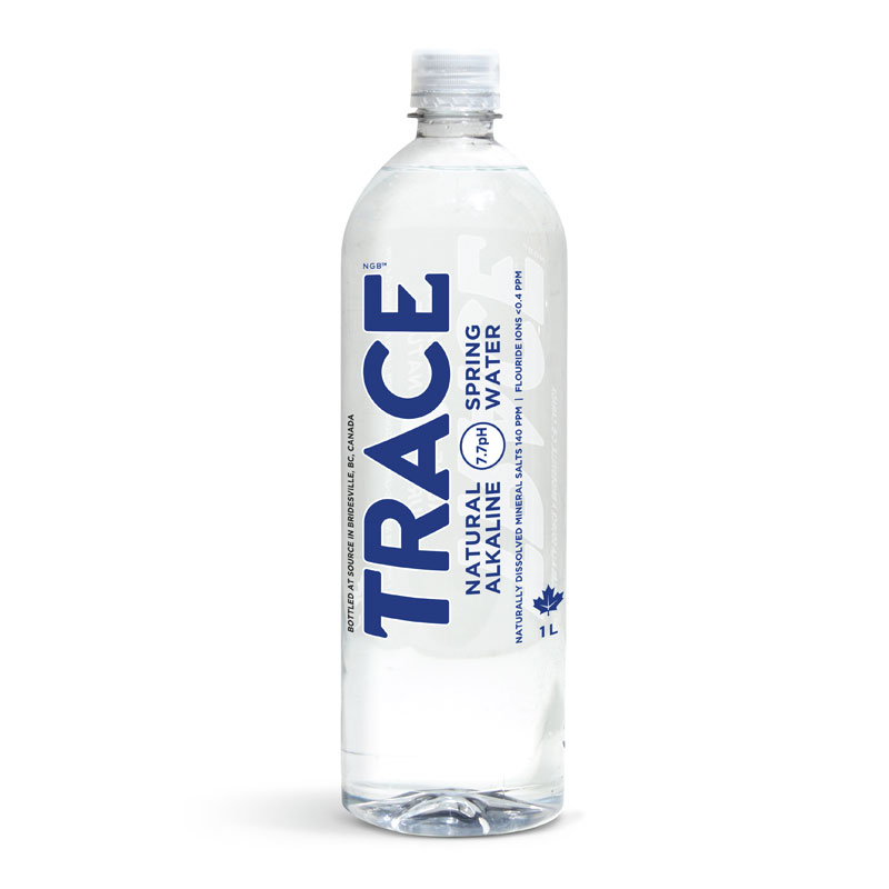 Trace Alkaline Spring Water - 1L