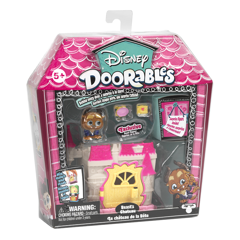 Disney Doorables S1 - Mini Stack - Assorted