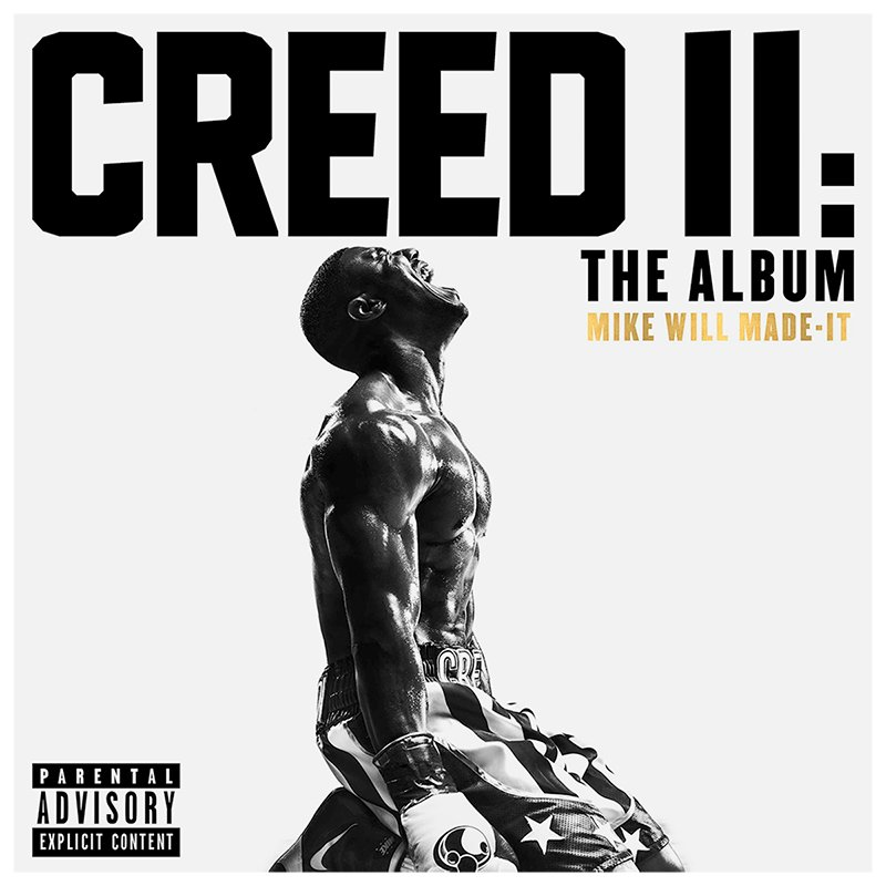 Soundtrack - Creed II: The Album - CD