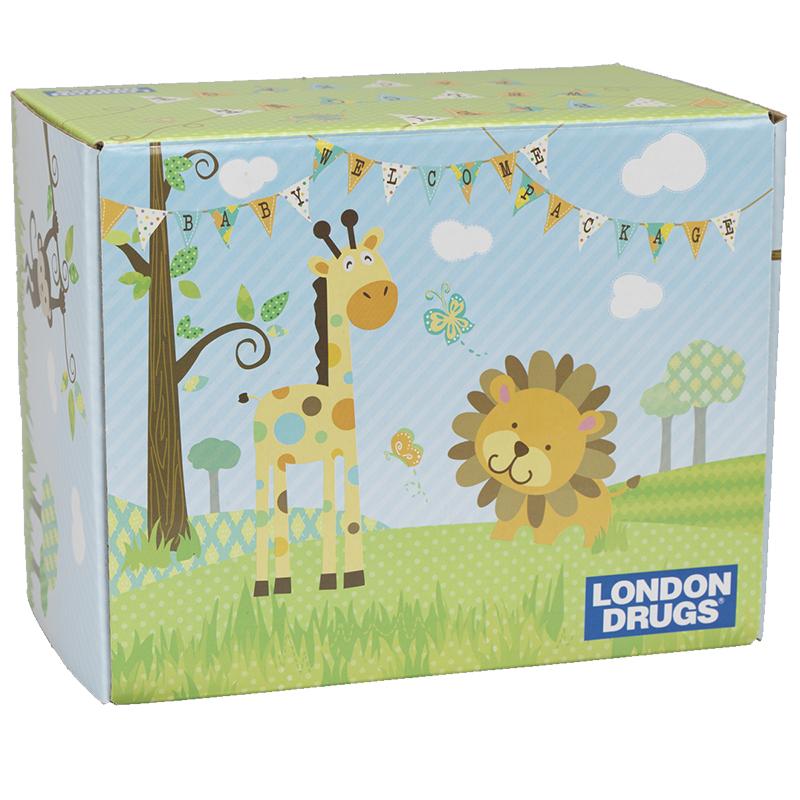 London Drugs Free Baby Package
