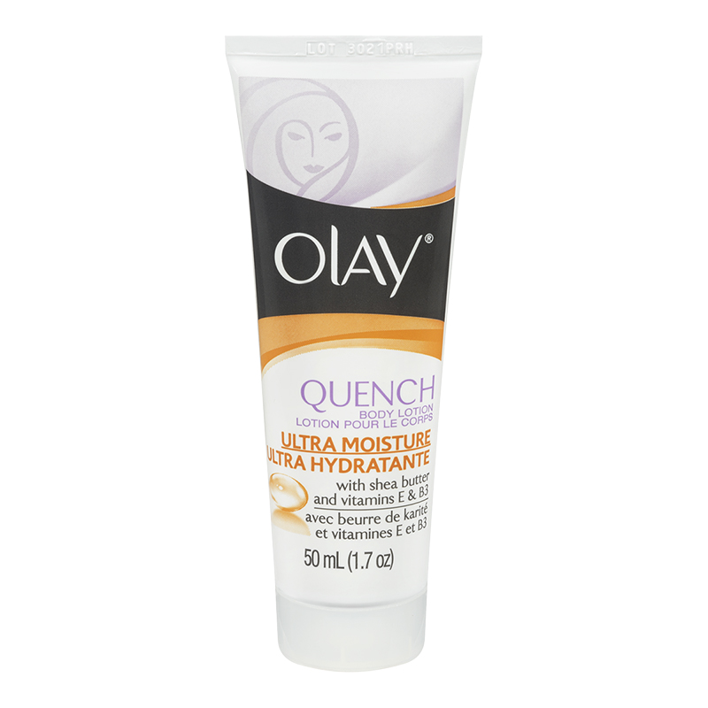 Olay Quench Ultra Moisture Body Wash - Shea Butter - 50ml