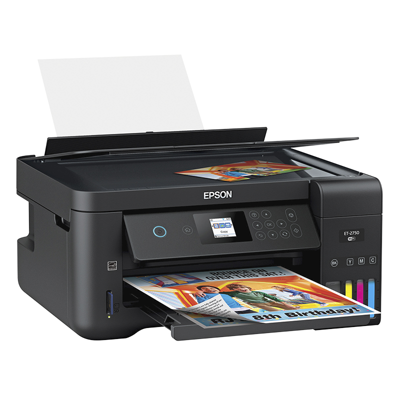 Epson Expression EcoTank ET-2750 Supertank All In One Printer