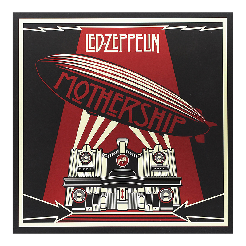 Led Zeppelin - Mothership - 180g Vinyl