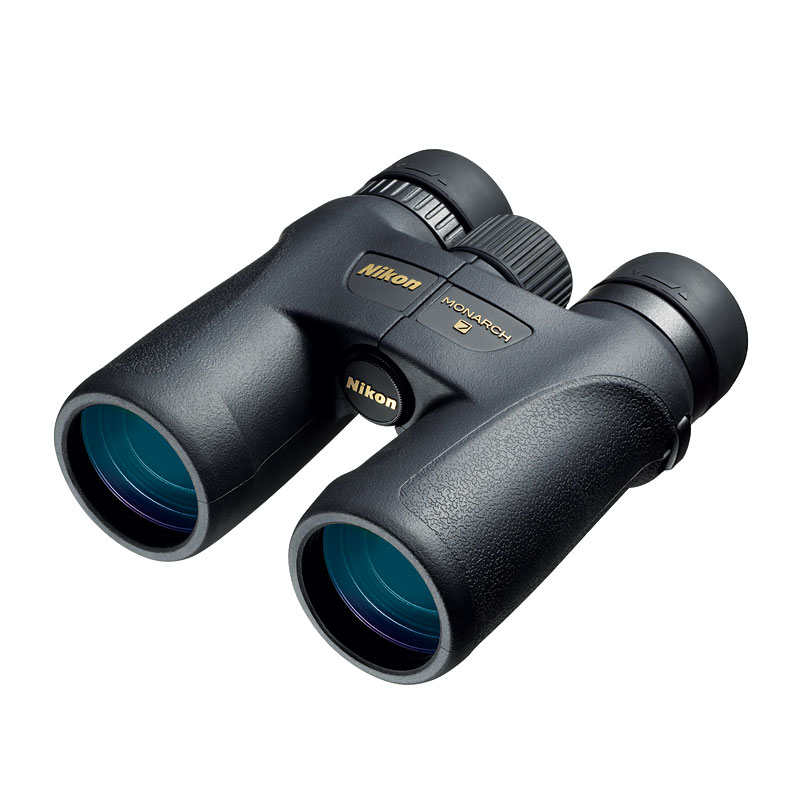 Nikon Monarch 7 8X42 Binoculars - Black - 7548