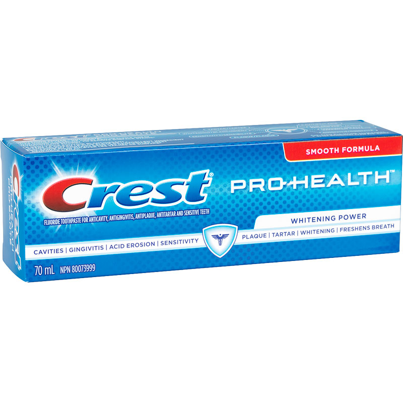 Crest PRO-Health Toothpaste - Whitening Power - 70ml