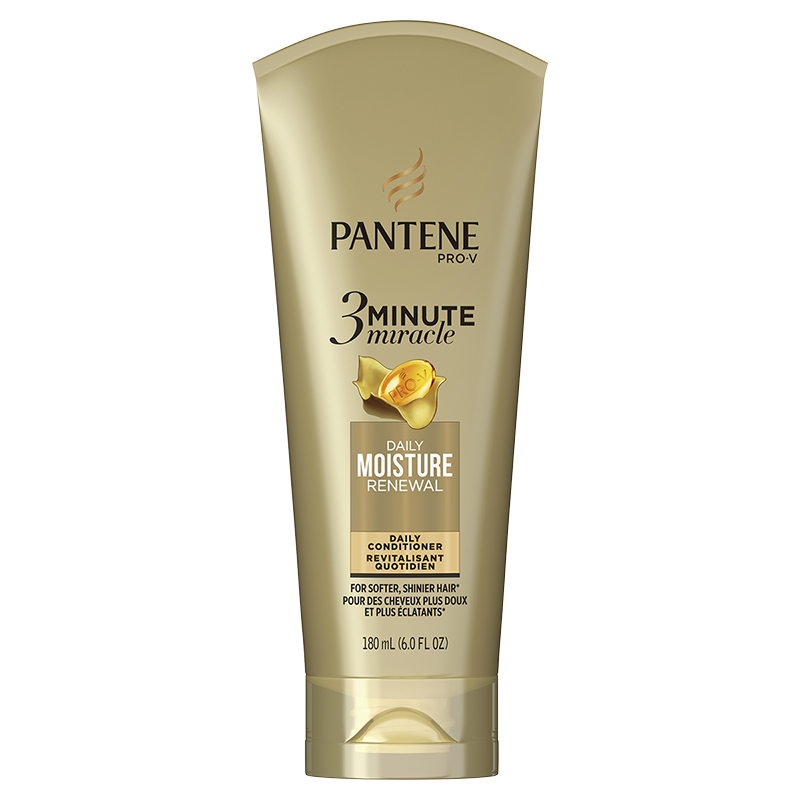 Pantene Pro-V 3 Minute Daily Conditioner - Moisture Renewal - 180ml
