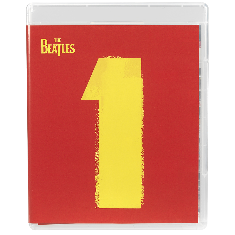 The Beatles: 1 - DVD