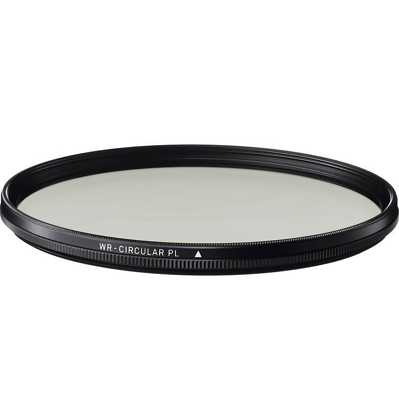 Sigma 52mm Water Repellent Circular Polarizing Filter  - S52WRCP