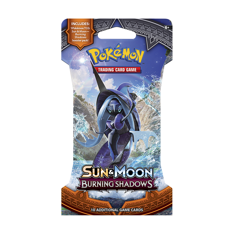 Pokemon Sun Moon 3 - Blister Pack