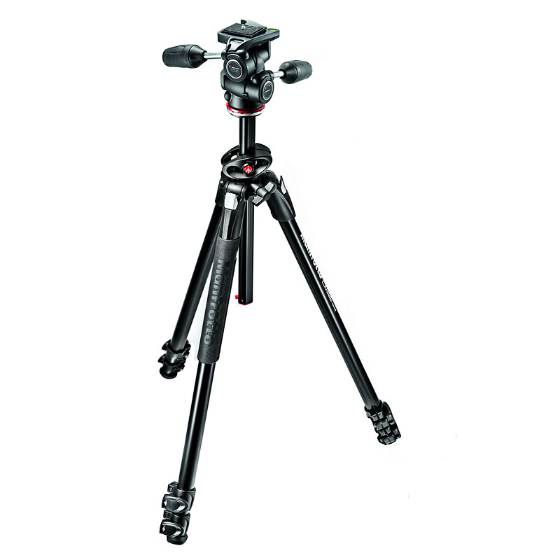 Manfrotto 290 Dual Kit MH804 - MK290DUA3W