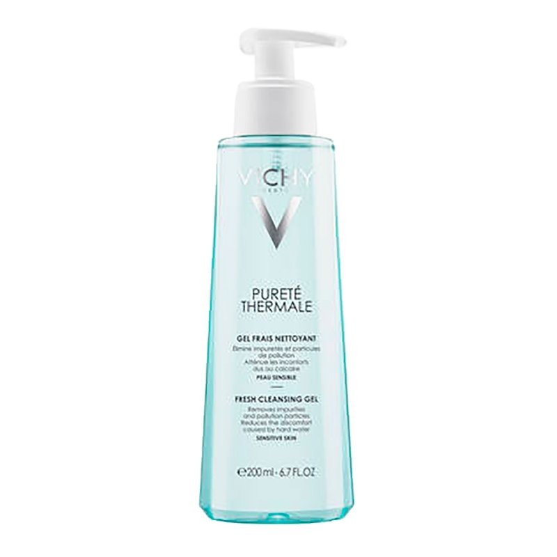 Vichy Purete Thermale Fresh Cleansing Gel - 200ml