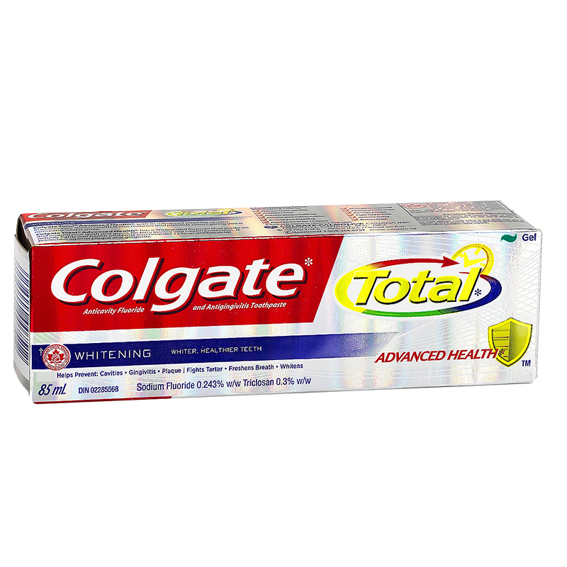 Colgate Total Advanced Health Whitening Toothpaste - 85ml