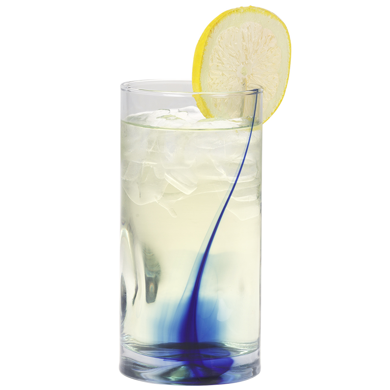 Libbey Blue Ribbon Cooler Glass - Set of 4