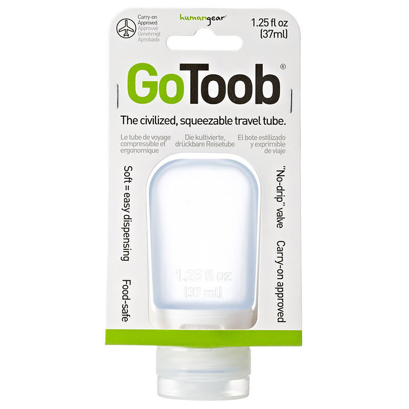 GoToob Travel Bottle - Blue - 37ml