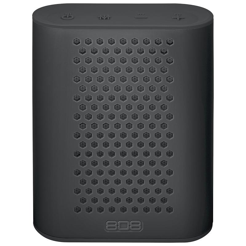 808 Audio TLS H2O Wireless Bluetooth Speaker - Black - SP460BK