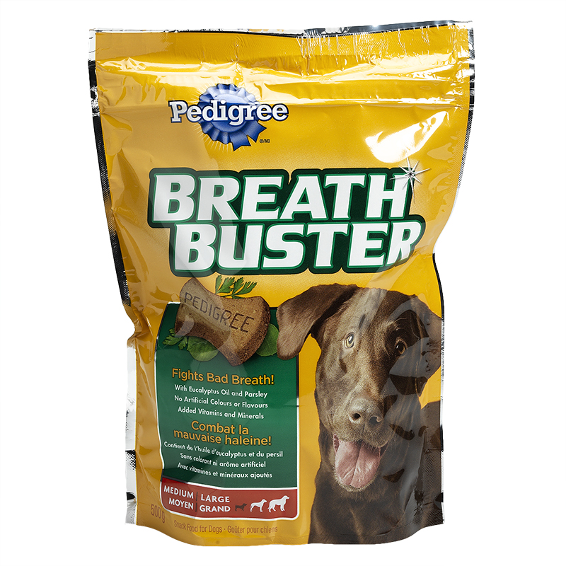 Pedigree Breath Buster - 500g