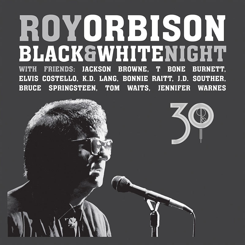 Roy Orbison: Black and White Night - CD + DVD