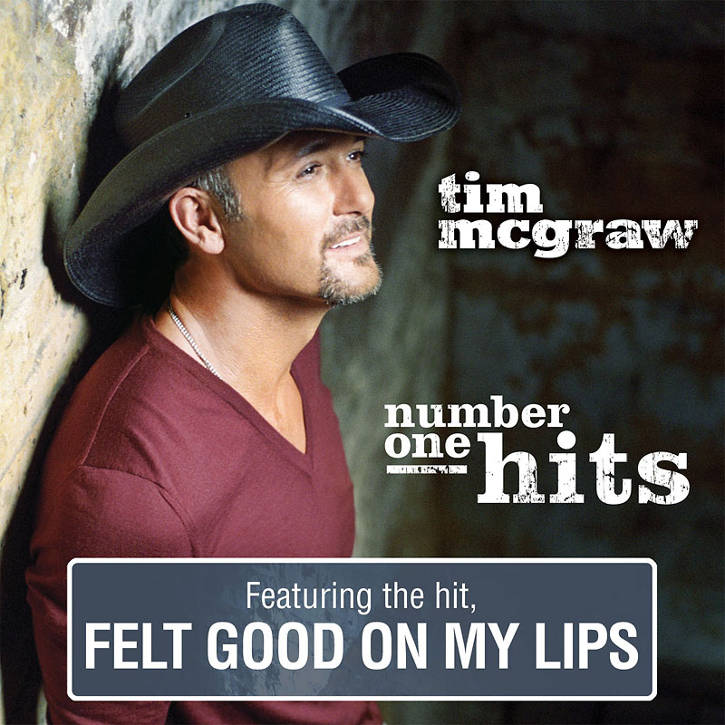 Tim McGraw - Number One Hits - CD