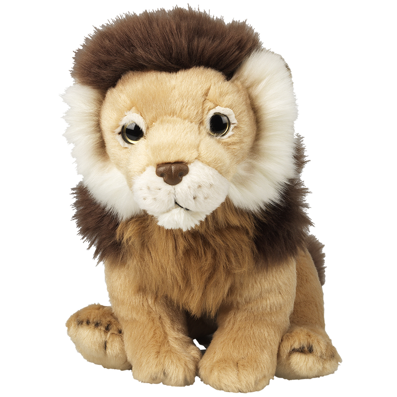 National Geographic Plush Toy - Lion