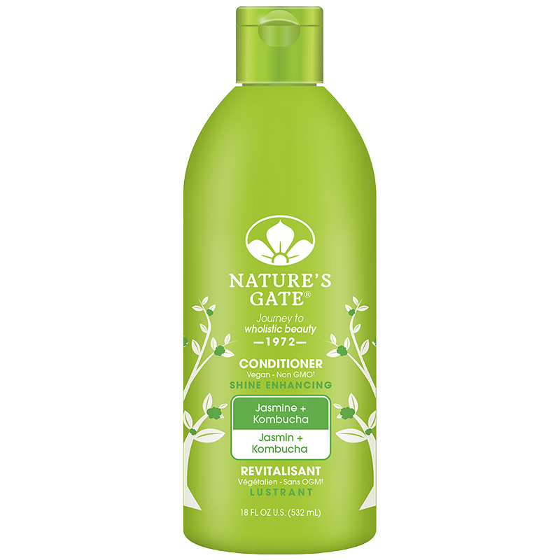 Nature's Gate Shine Enhancing Conditioner - Jasmine & Kombucha - 532ml