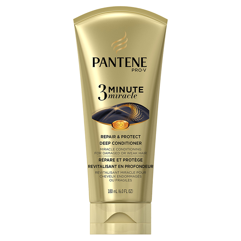 Pantene Pro-V 3 Minute Miracle Daily Conditioner - Repair & Protect - 180ml