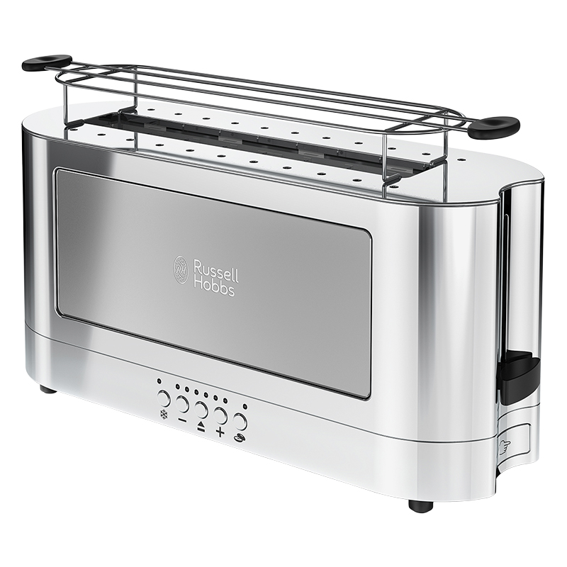 Russell Hobbs Toaster - Stainless Steel - TR9300GYRC