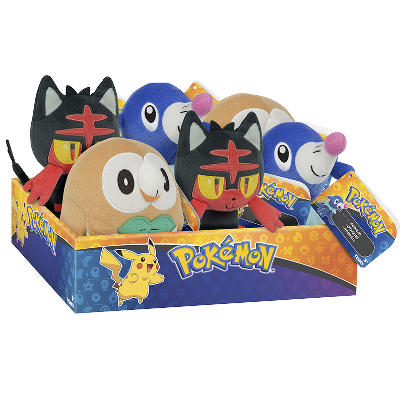 Pokémon Basic Plush - 8in - Assorted