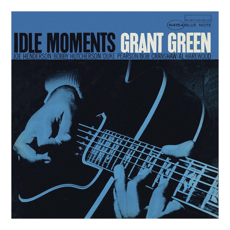 Grant Green - Idle Moments - Vinyl