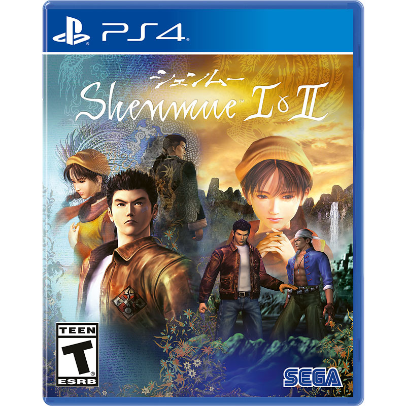 PS4 Shenmue 1 & 2