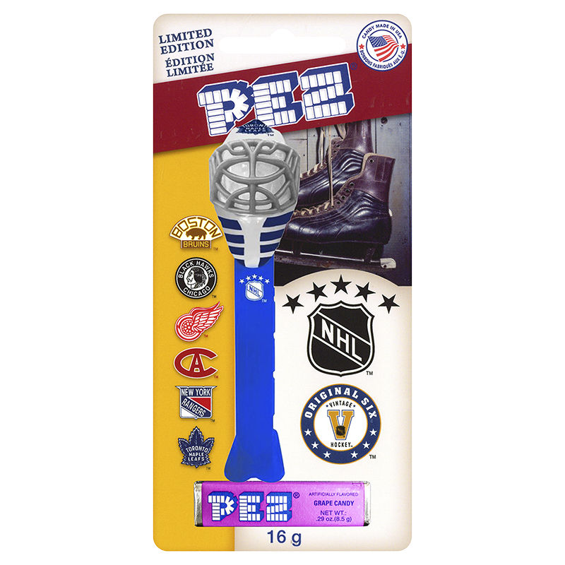 Pez NHL Mask Edition - 16g