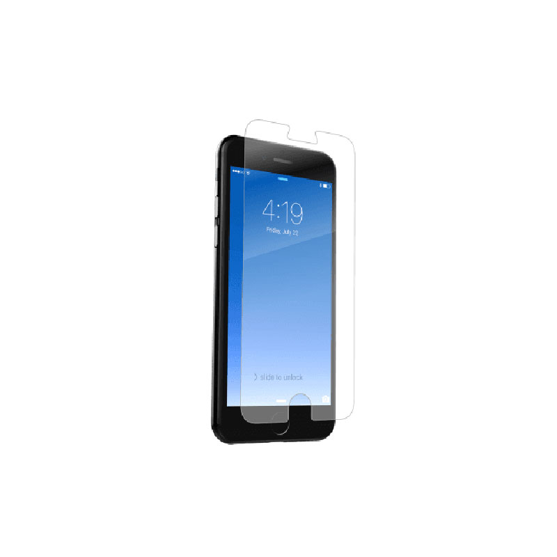 Zagg InvisibleShield Glass+ for iPhone 7 - ISIP7LGCFOF