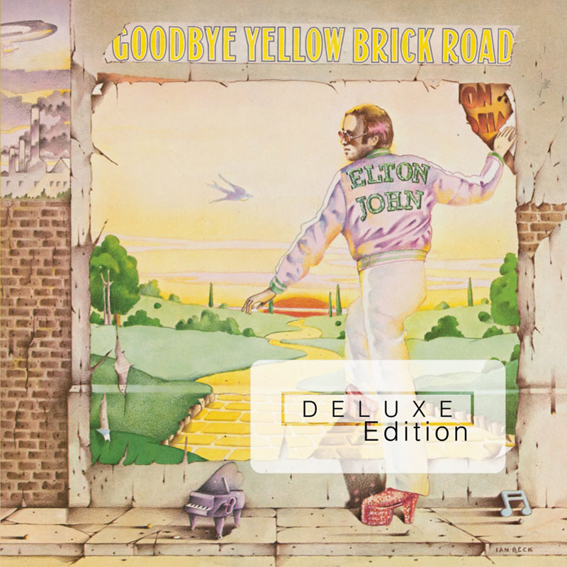Elton John - Goodbye Yellow Brick Road - Deluxe Edition - CD