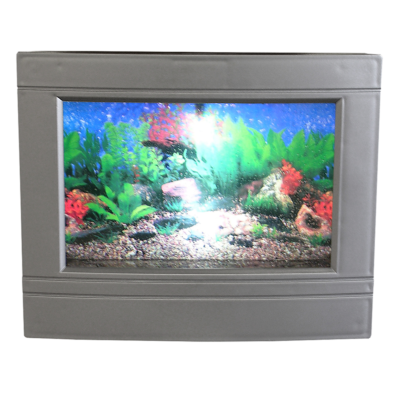 PVC Screen Aquarium