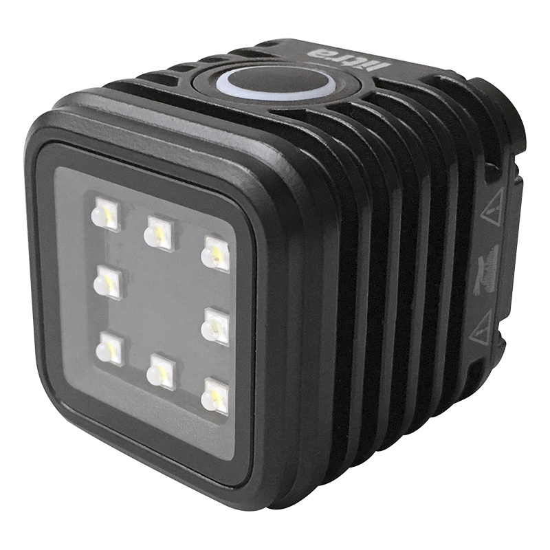 LitraTorch LED Photo Light - Black - T22BUBK