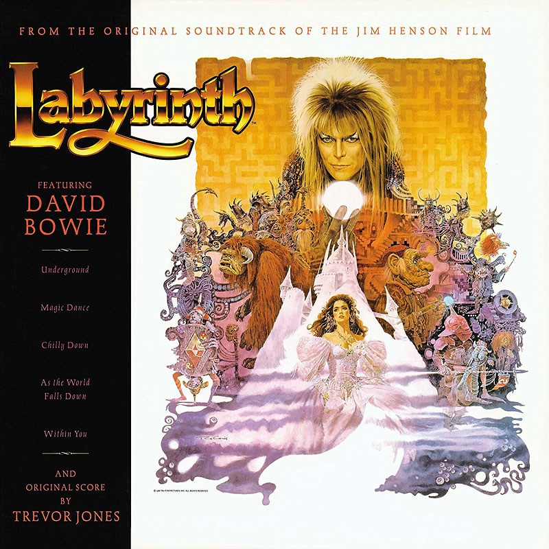 Soundtrack - Labyrinth - Vinyl