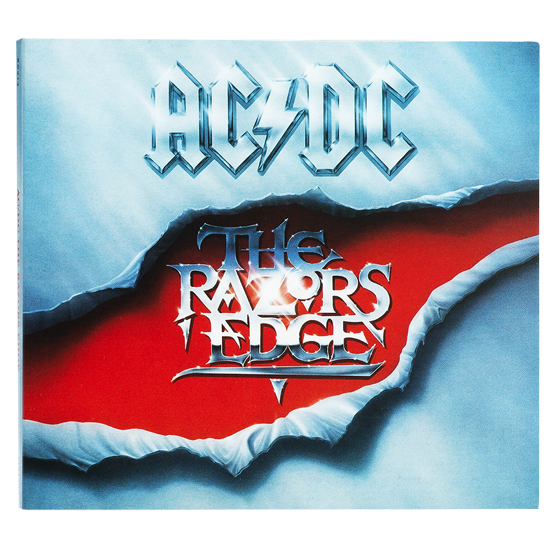 AC/DC - The Razor's Edge - Hyper CD