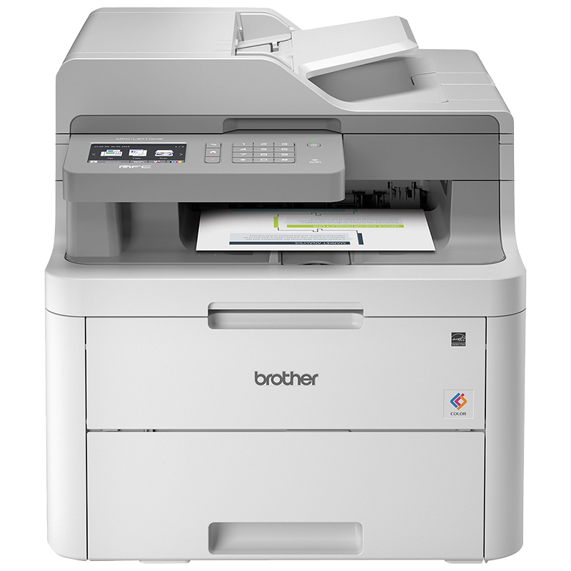 Brother MFC-L3710CW Multifunction All in One Colour Laser Printer