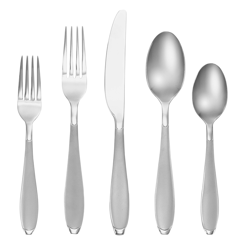 Cambridge Remi Frost Flatware - 20 piece