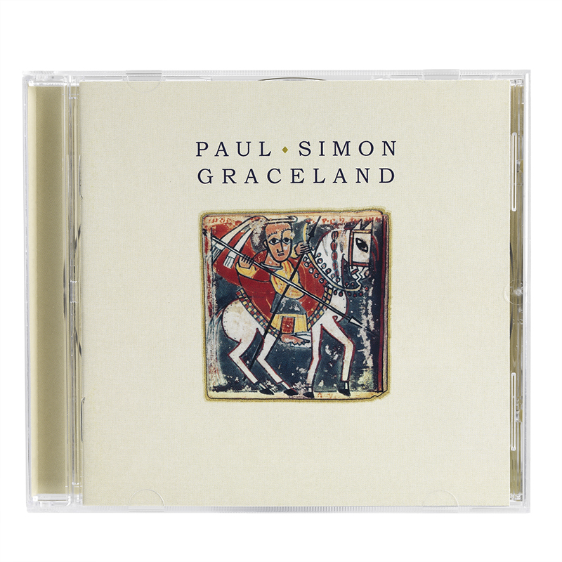 Paul Simon - Graceland - 25th Anniversary Edition - CD