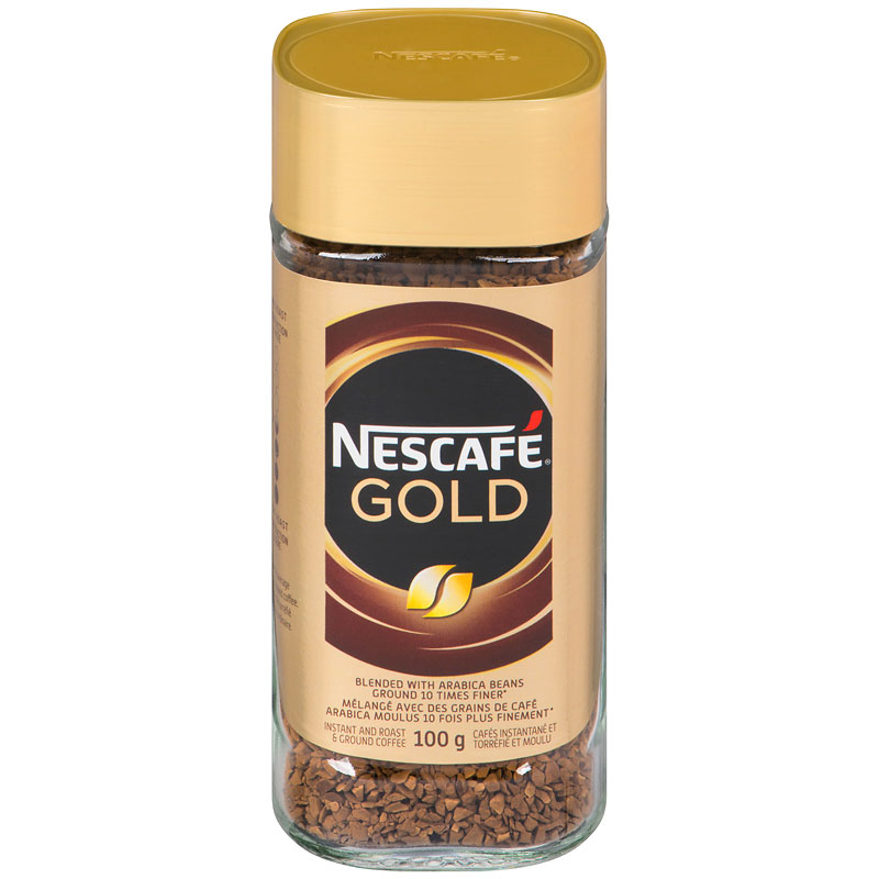 Nescafe Gold Blend Instant Coffee - 100g